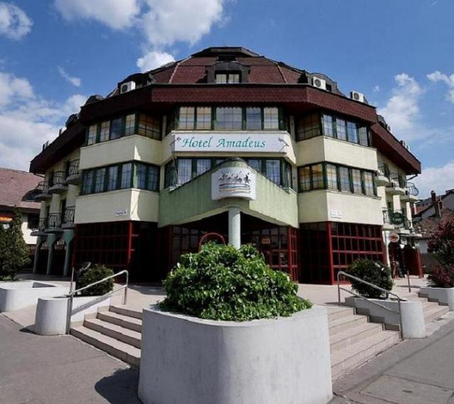 Hotel Amadeus***