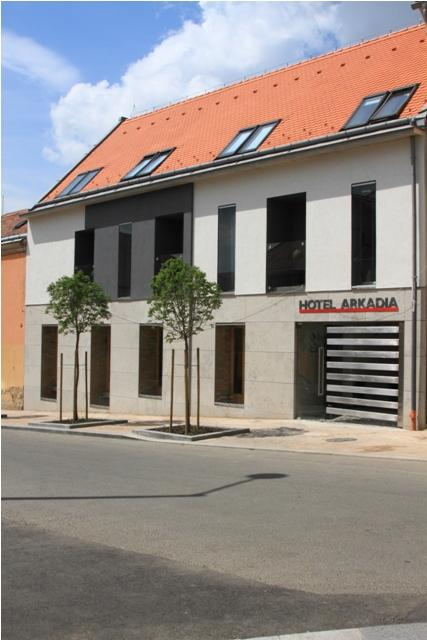 Hotel Arkadia Pécs***