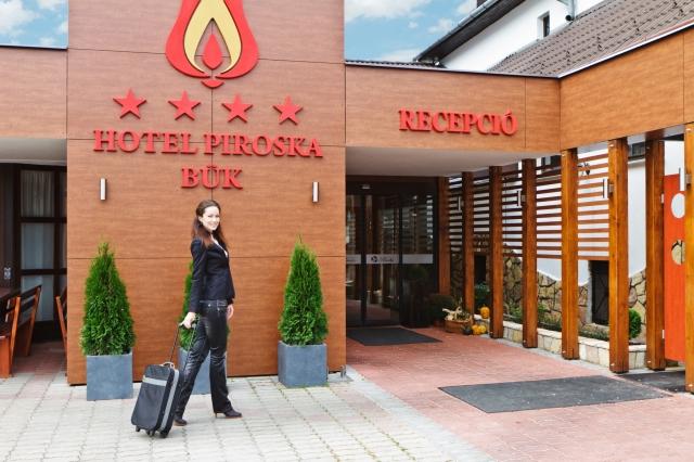 Hotel Piroska Bük****