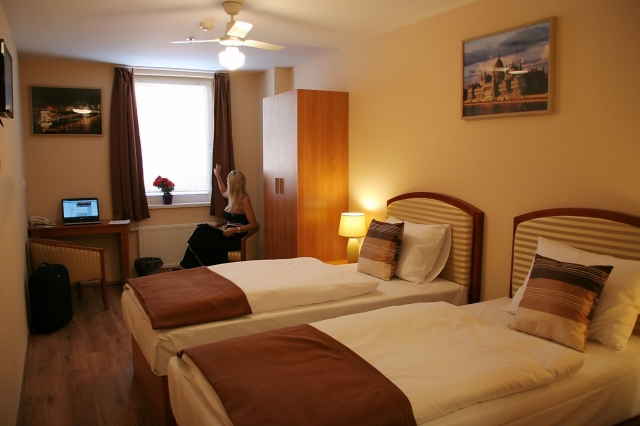 Six Inn Hotel Budapest Centrum
