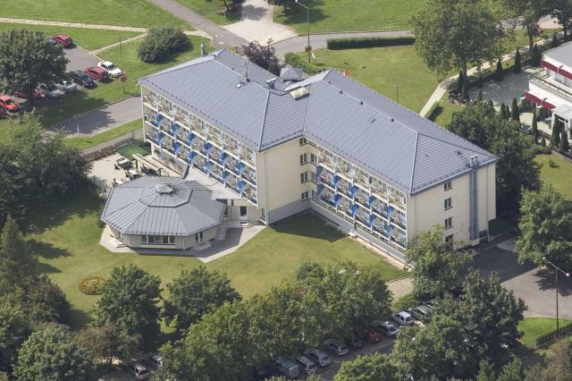 Hotel Corvus Bük***