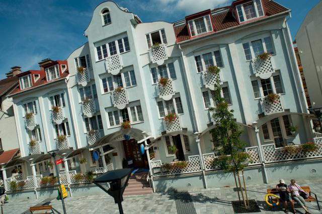 Hotel Erzsébet***