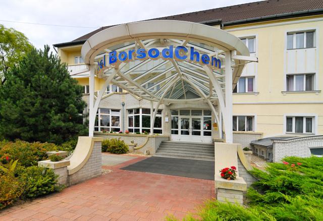 Hotel BorsodChem***