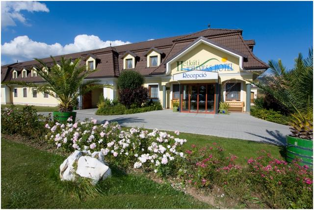 Hétkúti Wellness Hotel****
