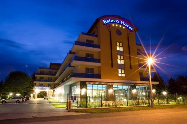 Balneo Hotel Zsori Thermal és Wellness****