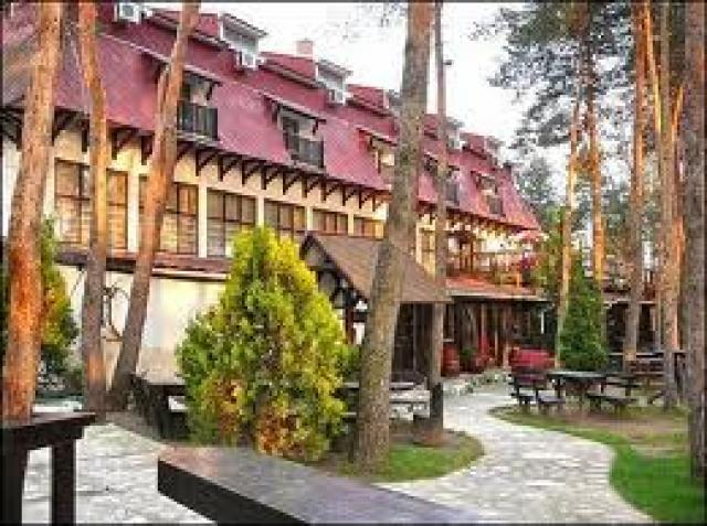 Hotel Barbizon - Sóstófürdő