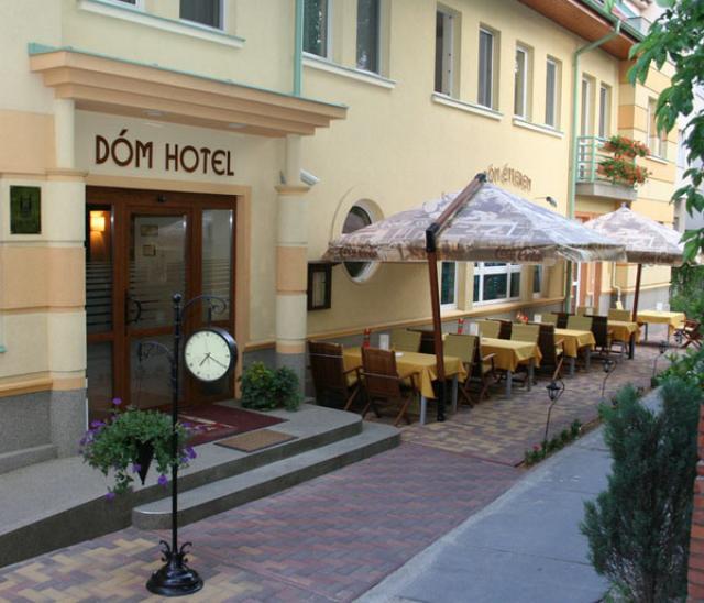 Dóm Hotel****