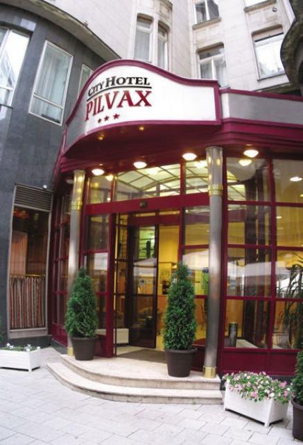 City Hotel Pilvax***