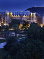 Kempinski Hotel Corvinus*****